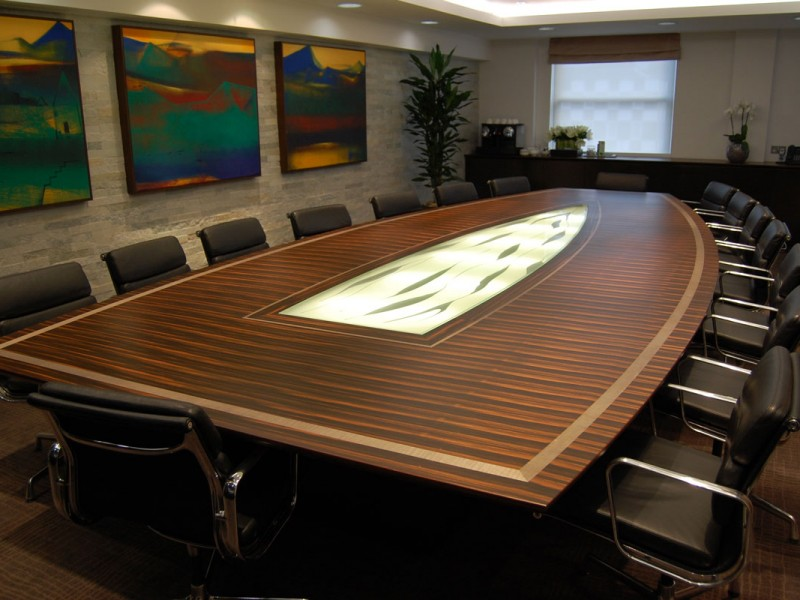 C&C Sons Boardroom Table