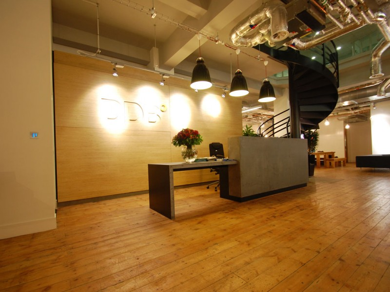 DDB Reception Counter