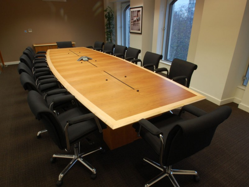 Forresters Boardroom Table