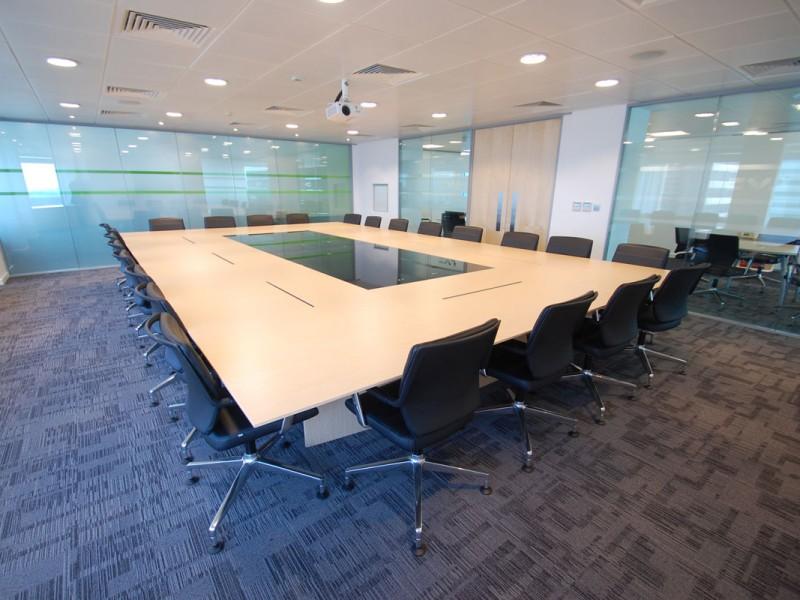 LV Boardroom Table