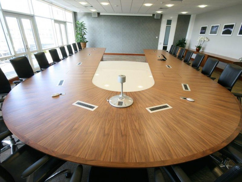 Microsoft Boardroom Table