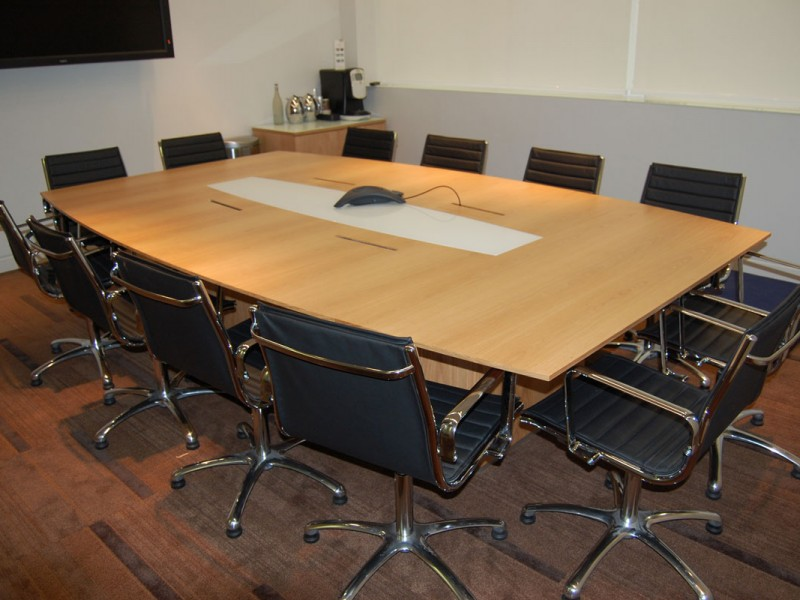 Rolls Royce G-Wing Meeting Room Table