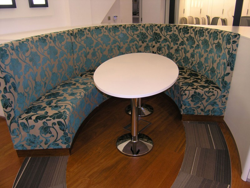 Romans Fleet Banquette Seating