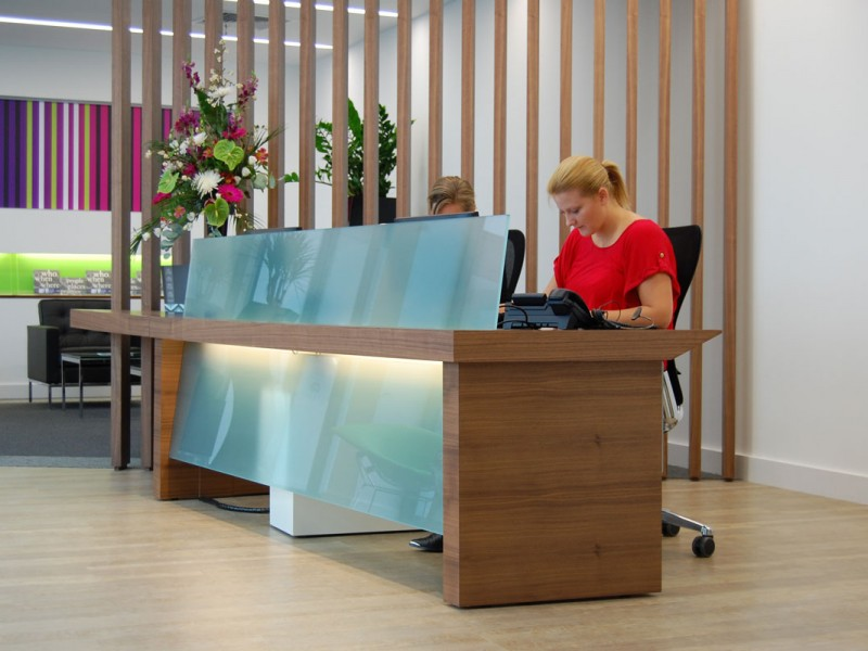Thring Reception Counter