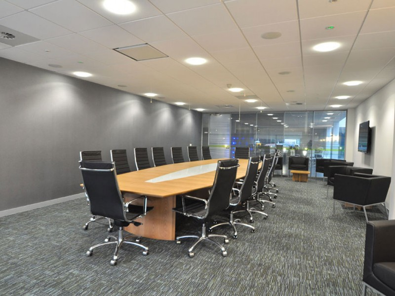 Welshwater Boardroom Table