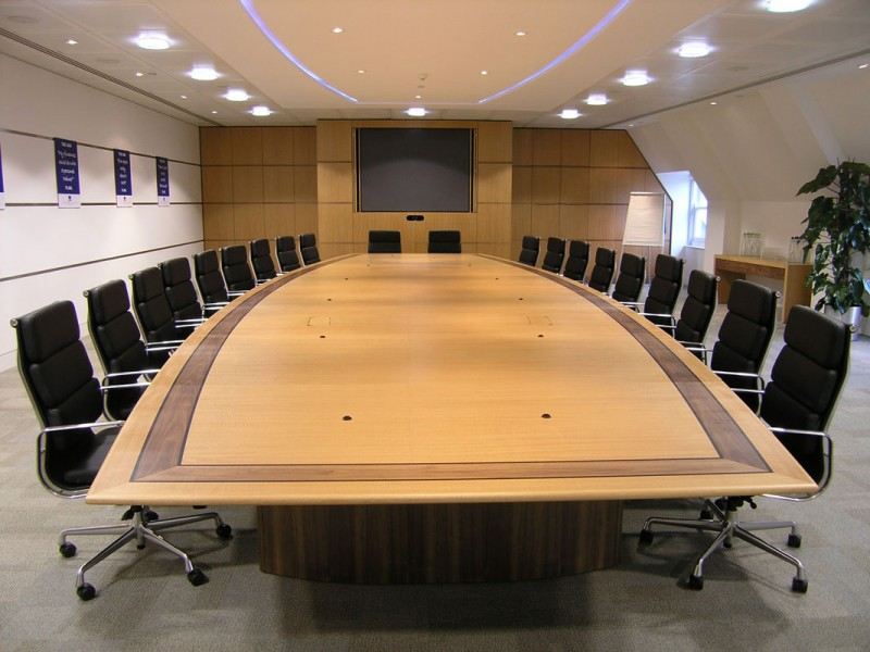 AXA Boardroom Table