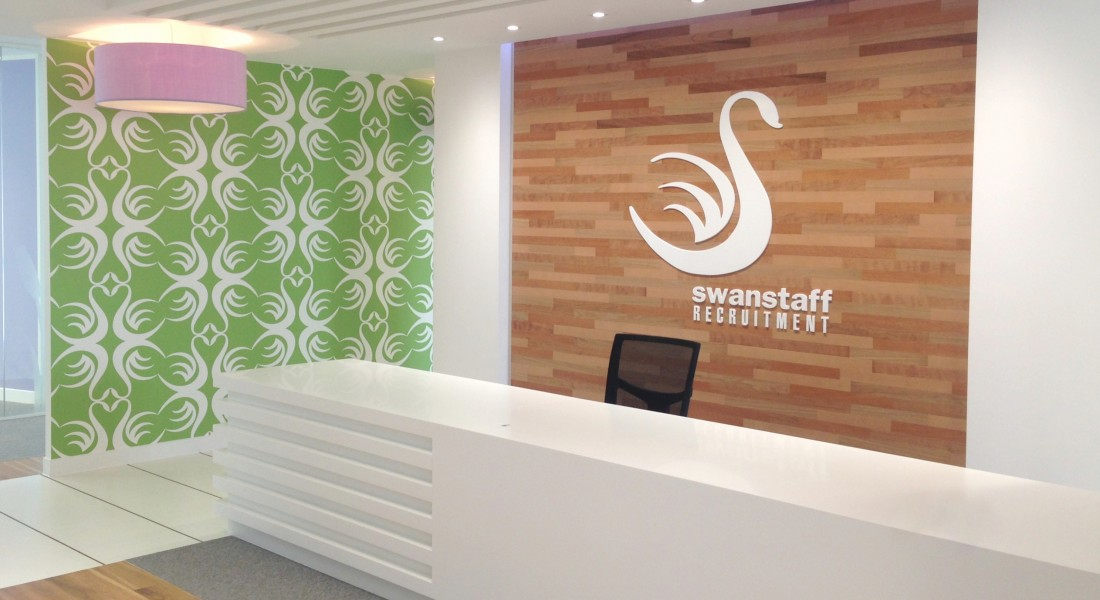 Swanstaff Recruitment bespoke furniture