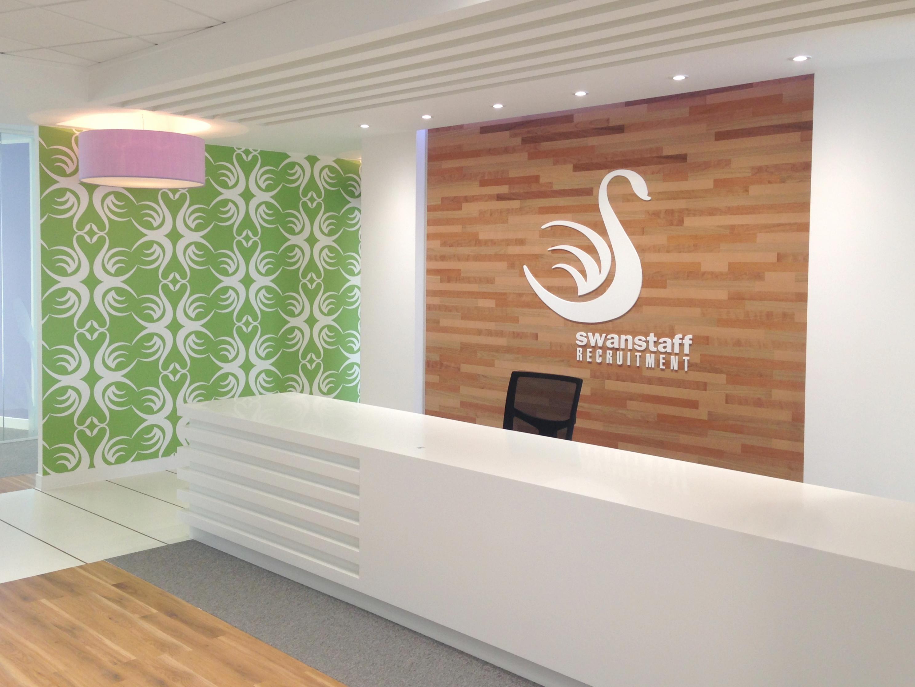 Swanstaff Recruitment bespoke furniture