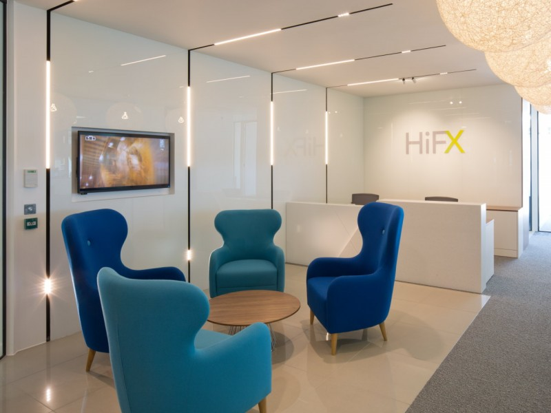 Hi FX Reception counter