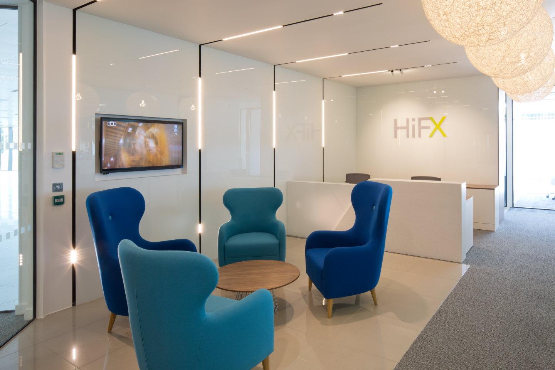 Hi FX Reception counter