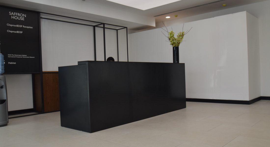 1Reception Counter 1