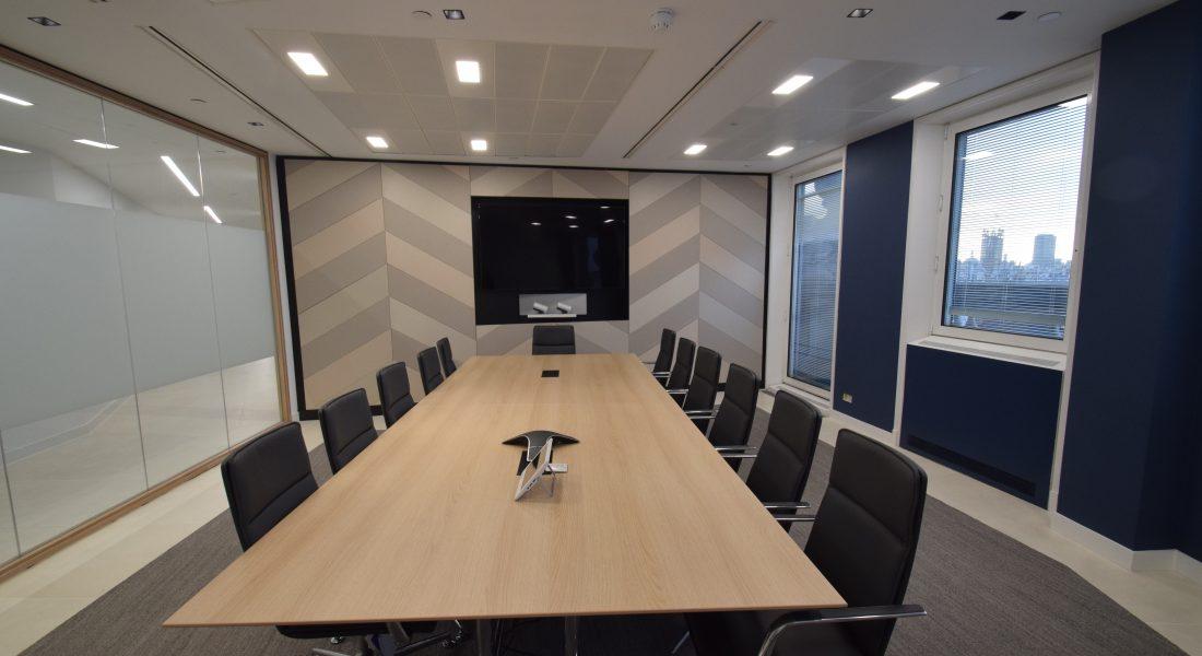 7BR AV Wall & Table