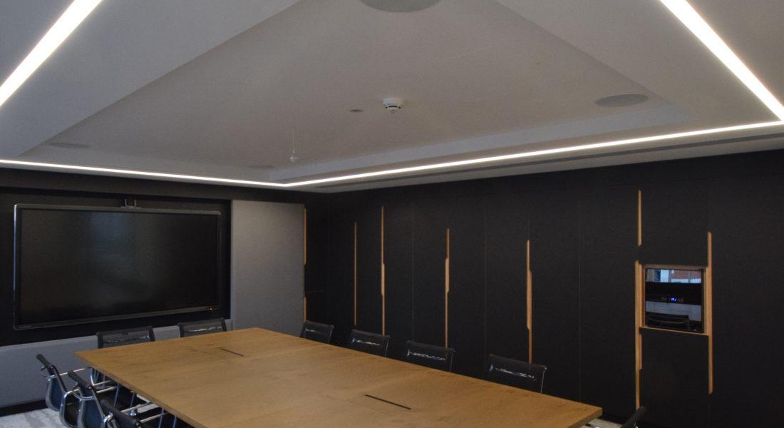 13 Kent House Boardroom