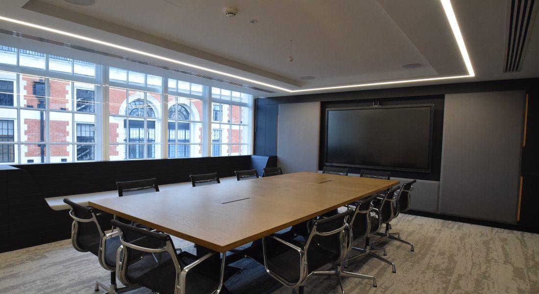 14 Kent House Boardroom