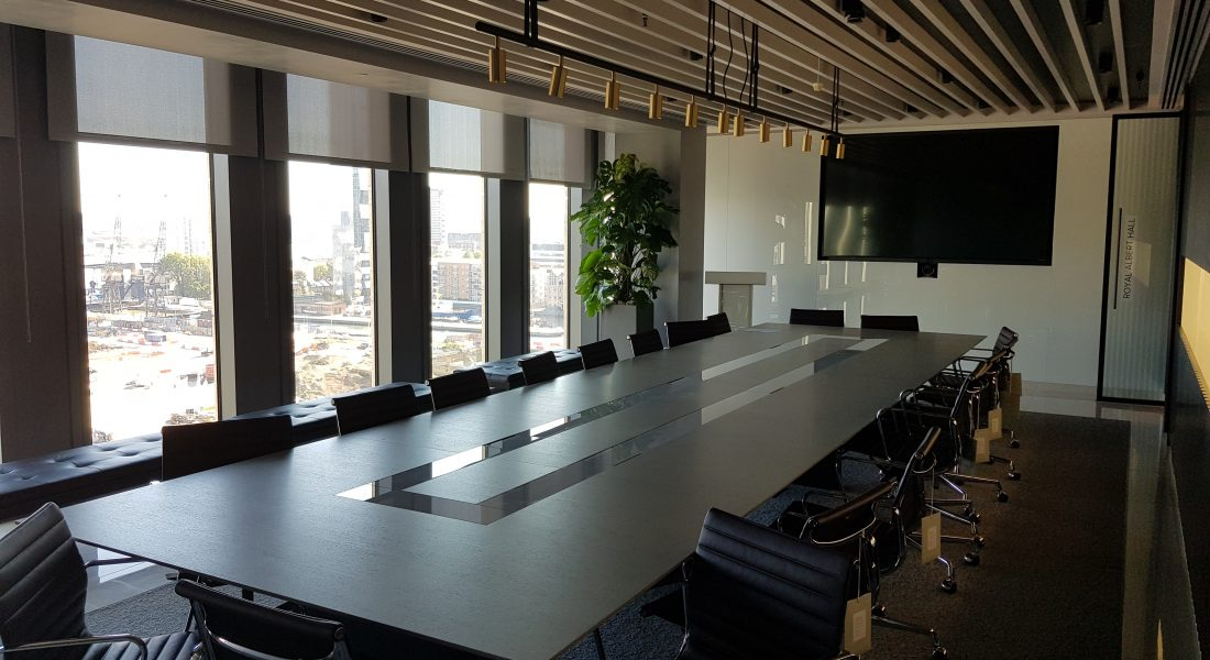 2 Ocean Network Express Boardroom