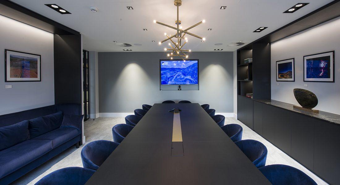 9 Appian Boardroom